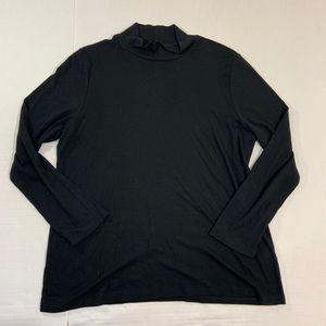 Eileen Fisher Knit Turtleneck Sweater Top XL